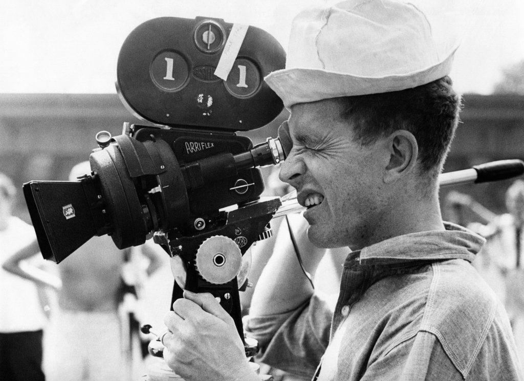 Bo Widerberg 1930-1997 Fšrfattare Regissšr 1963 Inspelningen av Bo Widerbergs film Kvarteret Korpen
