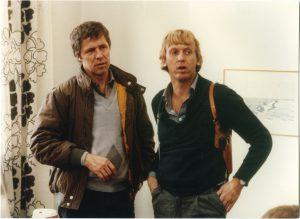 Sven Wollter, Tomas von Brömssen