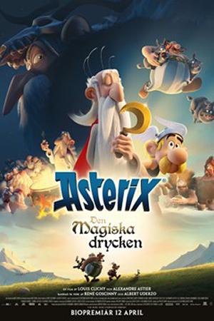 Asterix – Den magiska drycken