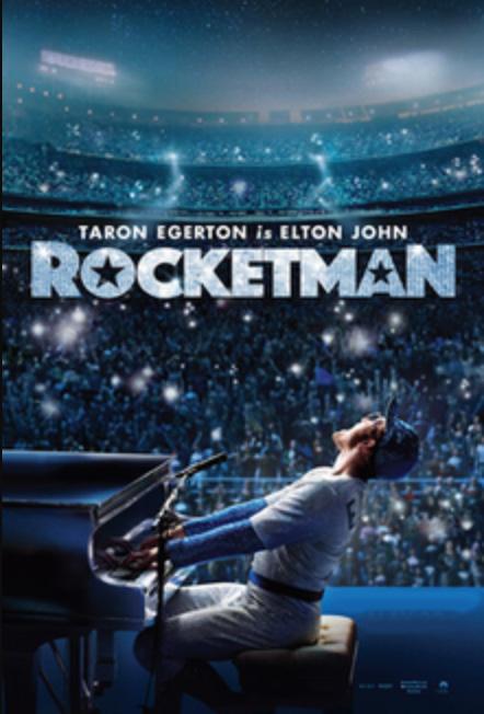 Rocketman på Scala Biografen i Båstad