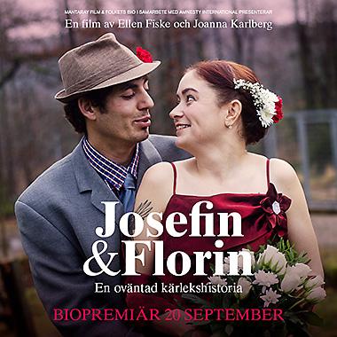 Josefin & Florin på Lilla filmfestivalen